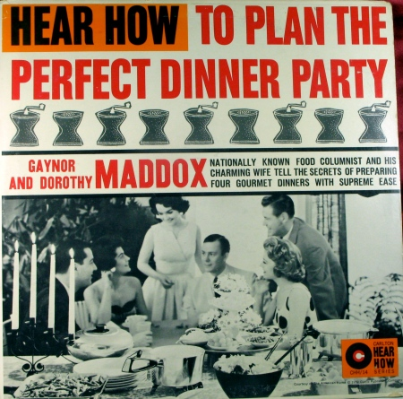 How to Plan the Perfect Dinner Party by Kevin Dooley
